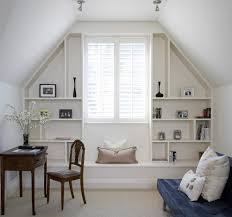 Shelves Around Window Shelves Around Doorway Traditional London With Wood
