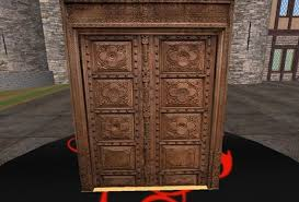 old wood entry doors for sale. super sale! premium heavy wood fortress door, old world castle door for entry doors sale