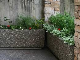 cement planter boxes for sale. Simple For Rectangular Concrete Planters On Cement Planter Boxes For Sale C