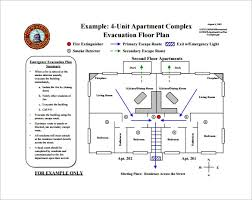 Evacuation Plan Sample 9 Evacuation Plan Templates Word Google Docs Apple