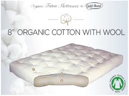 organic futon mattress. Contemporary Organic 8 On Organic Futon Mattress