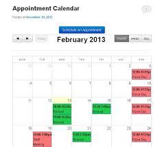 Appointment Calander 10 Best Appointment Scheduling Wordpress Plugins 2019 Inkthemes