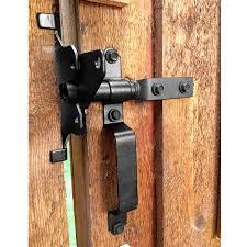 wood fence gate hinges lovely standard latch kit hardware by ozco decksdirect wood fence gate hardware8 fence