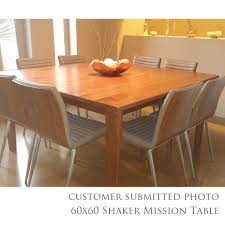 Dining Extension Table Shaker Mission Extension Table Amish Dining Tables Amish Tables