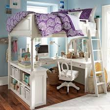 Cool Mixing Work With Pleasure Loft Beds With Desks Underneath  With  Regard To Bunk Bed