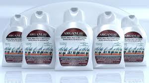 3 Bottles Of Arganlife Anti Hair