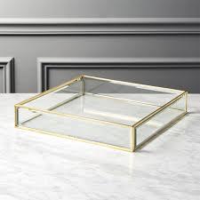 Decorative Glass Trays Decorative Trays CB100 70