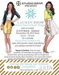 do ulta studio gear cosmetics lauren snow makeup cles inslee by design ulta makeup cles does