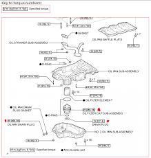 Engine Oil Drain Plug Torque Chart 2018 Es 350 Oil Change Crush Washer Clublexus Lexus Forum