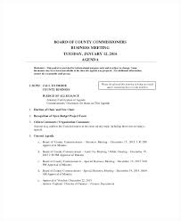 Sample Agendas For Board Meetings Template For Agenda For Meeting Temp This Board Meeting Agenda