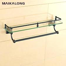 neu home glass shelf with