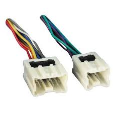 best stereo wiring harness parts for cars, trucks & suvs Trailor Wiring Harness Replacement at Dual Wiring Harness Replacement