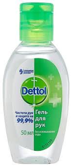 Dettol <b>Гель для рук</b> антибактериальный Original — купить по ...