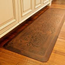 Anti Fatigue Kitchen Mats Classic Scroll Antifatigue Comfort Mat Inside Models Design