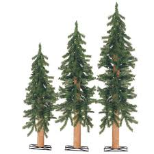 Sterling 2 ft., 3 ft. and 4 ft. Pre-Lit Alpine