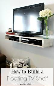 Floating Shelves For Tv Accessories