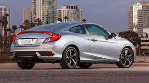 honda civic 2016 coupe. 2016 honda civic coupe photo 2