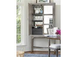 Bedroom Wall Units For Storage Adorable Universal Furniture Buffets And Cabinets Bar Storage