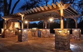 outdoor lighting for pergolas. pergola lighting led backyard design ideas and inspiration tremron outdoor for pergolas