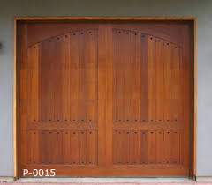 wood garage door builderGARAGE DOOR Matches our front door Designer Doors  Custom