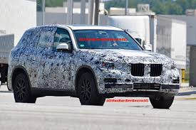 2018 bmw x5. simple bmw g05 bmw x5 spy photos 08 830x553 in 2018 bmw x5