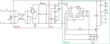 tzl112 high power fig 1 jpg led light driver circuit diagram led image wiring 600 x 244