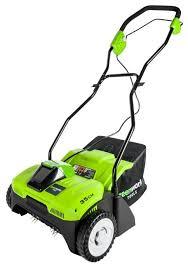 <b>Аэратор greenworks</b> G40DT30 (2504807UB) — стоит ли покупать ...