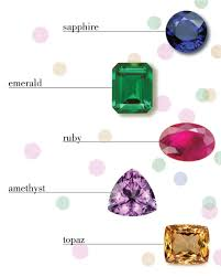 For the Makers: Jewel Tone Gemstones
