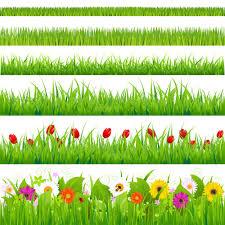 grass and flowers border. Modren Flowers Grass Flower Borders Intended Grass And Flowers Border D