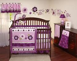 bedding cribs vintage purple crib sets for girls home furniture design interior wool patchwork fishing comforter
