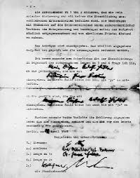 adolf hitler s wedding history of sorts hitlers marriage certificate page 2