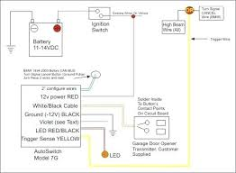 garage door sensor wiring diagram michaelhannan co genie garage door safety sensor wiring diagram installation