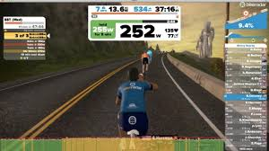 zwift workouts can be done a la carte whenever you want or you can follow one