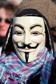 <b>Guy Fawkes mask</b> - Wikipedia