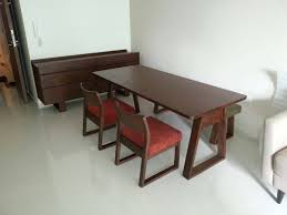 Solid Wood Dining Table With Bench And Stool Solid Wood Sideboard - Solid wood dining room tables