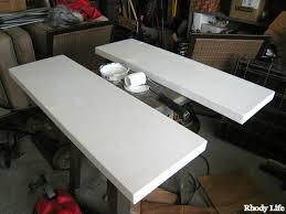 Rhody Life: DIY: IKEA MALM Occasional Table