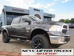 New Lifted 2018 RAM 1500 Big Horn SCA Performance Black Widow For ...