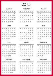 2015 monthly calendar free 12 month calendar template 2015 printable calendar template