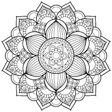 Patterns Coloring Pages Mandala Islamic Geometric Patterns Coloring