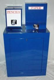 Pen Vending Machine For Sale Mesmerizing PENCIL VENDING MACHINE PENCIL PEN PAPER Vending Machines