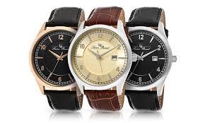 lucien piccard men s watch groupon goods lucien piccard men s weisshorn watch lucien piccard men s weisshorn watch