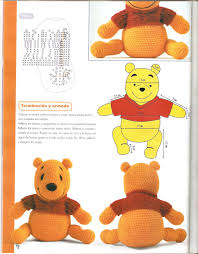 Winnie The Pooh Crochet Pattern Unique Decorating Design
