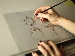iift north delhi jewellery design