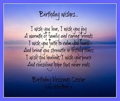 Birthday Wishes Support For Oscar Pistorius Page 21