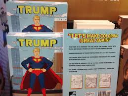 Its so adorable, and the extras that came with it are extremely adorable too! Coloring Books For Adults Are Best Sellers There S One About Donald Trump Too Medill Reports Chicago