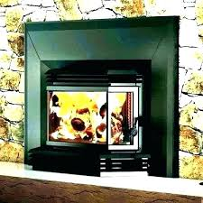 wood burning stove vs fireplace insert inserts reviews best s napoleon outdoor