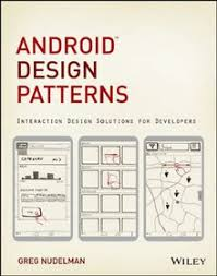 Design Patterns Pdf Cool Android Design Patterns Interaction Design Solutions For Developers