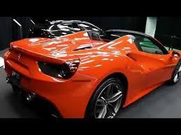 2018 ferrari 488 interior. simple ferrari 2018 ferrari 488 spider sc premium features hd and ferrari interior