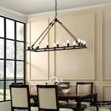 restoration hardware halo chandelier knock off