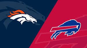 Denver Broncos Vs Buffalo Bills Matchup Preview 11 24 19